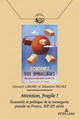 Couverture Laborie & Richez Messagerie postale