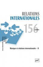 Relations internationales 155-156