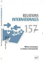 Milieux économiques et relations internationales