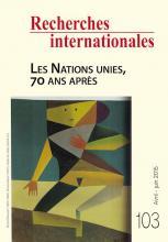 Les Nations unies, 70 ans après