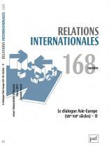 Le dialogue Asie-Europe (XIXe-XXe siècle) t. II