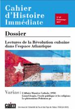 Lectures de la Révolution cubaine dans l'espace atlantique (Caraïbes, Amérique centrale, Afrique de l'ouest)