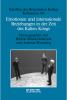 émotions et relations internationales